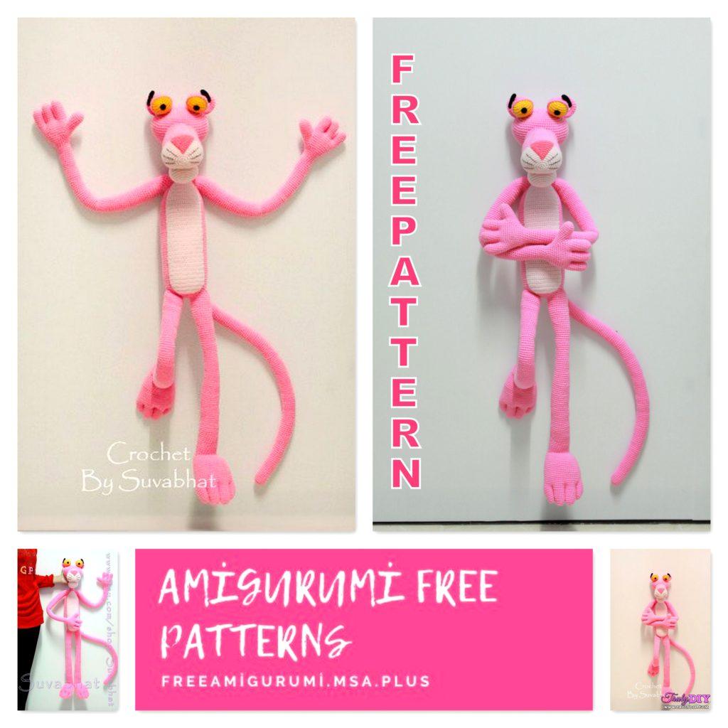 Panda Bear Amigurumi Crochet Pattern – Free! — Angie's Art Studio ... | 1024x1024