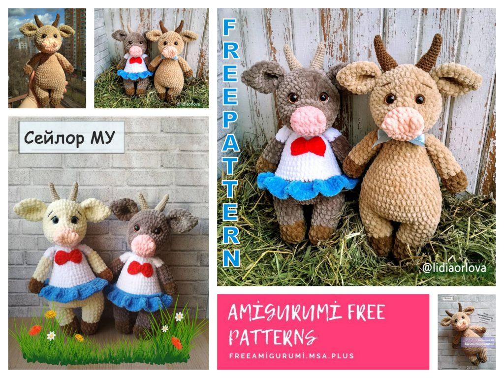 Amigurumi Today - Free amigurumi patterns and amigurumi tutorials | 768x1024